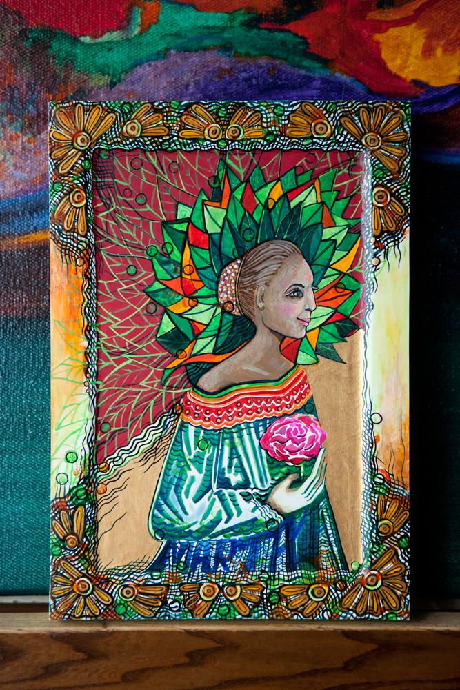 Marta, portret duszy, Dorota Szpil, 2021