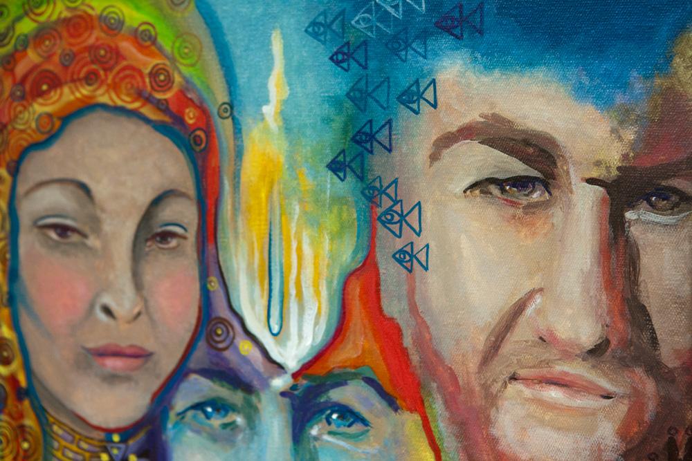 Portret rodzinny, Dorota Szpil, 2021